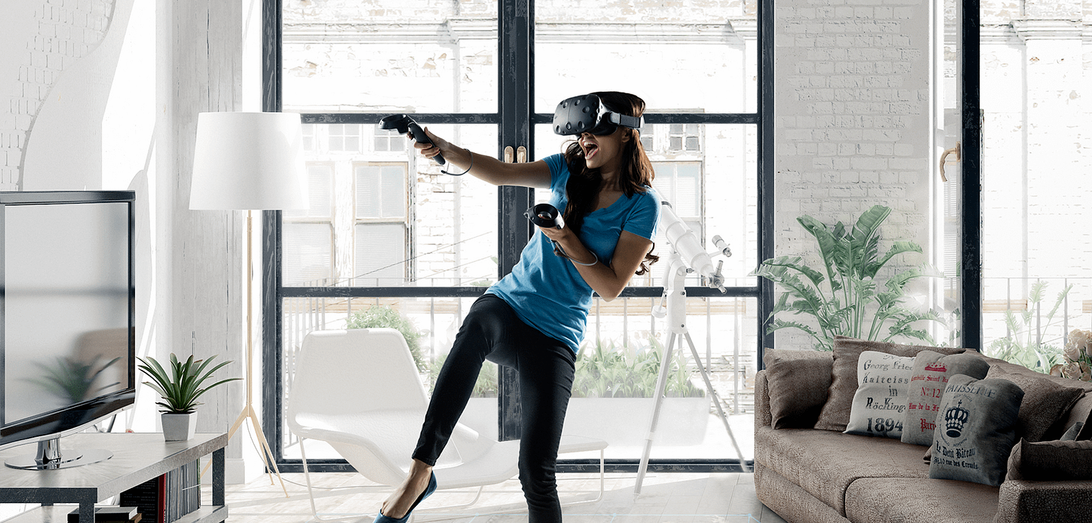 Room-scale VR